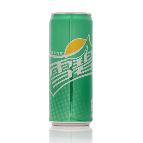 雪碧柠檬味汽水(SLEEK)330ml